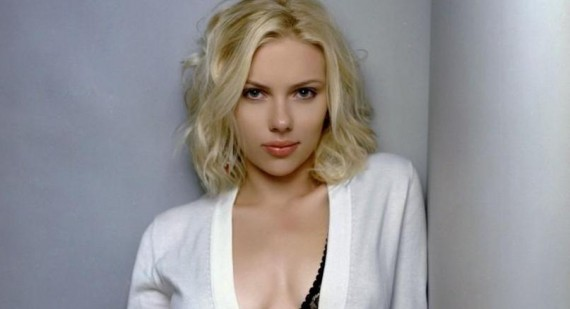 What is Scarlett Johansson's OFFICIAL website?