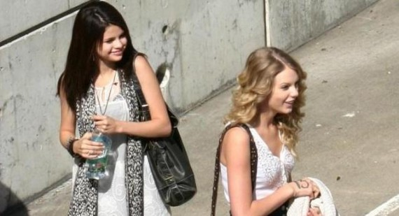 Selena Gomez and Taylor Swift enjoy evening together
