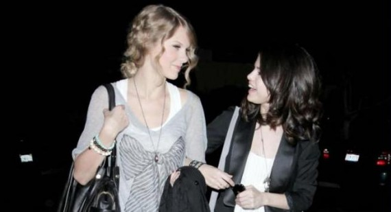 Selena Gomez problems healed by Taylor Swift