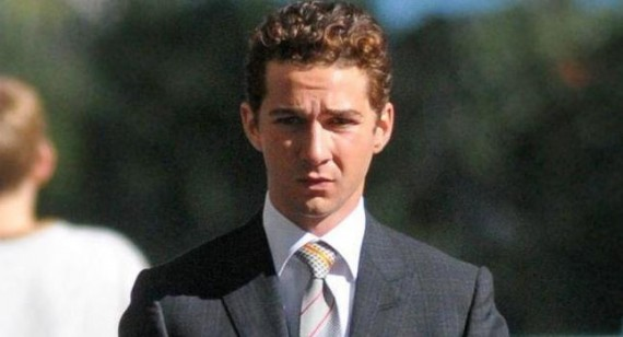 Shia LaBeouf new favourite for Christian Grey role in Fifty Shades of Grey