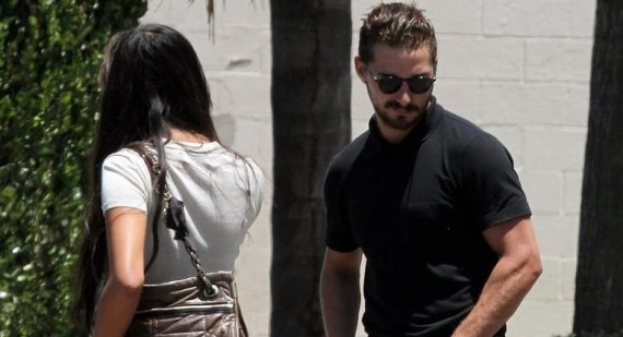 Shia LaBeouf's Girlfriend Karolyn Pho Breaks Down Over Real Sex Deal