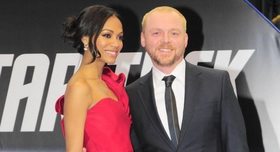 Simon Pegg reveals J.J. Abrams Star Trek 2 influence