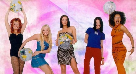 Spice Girls Reunite For London 2012 Olympics