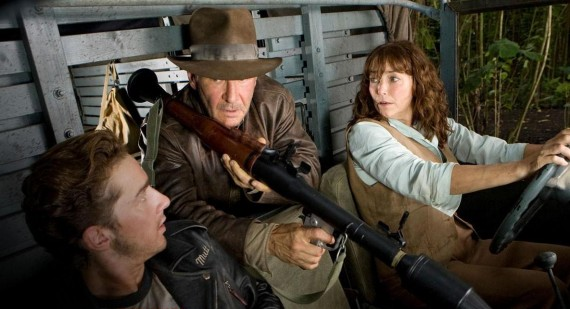 What Did You Think Of The New Indiana Jones?