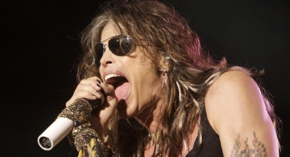 How did Steven Tyler learn to sing?