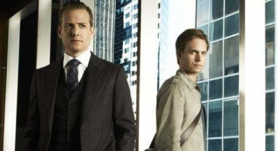 Suits stars Patrick Adams and Gabriel Macht hate each other?