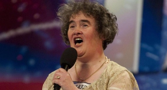 When will Susan Boyle be appearing on America's Got Talent?