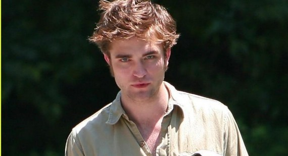 What did you think of Robert Pattinson playing Edward in Twilight?