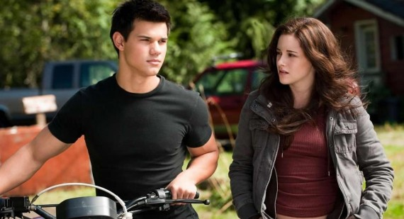 Taylor Lautner talks The Twilight Saga: Breaking Dawn