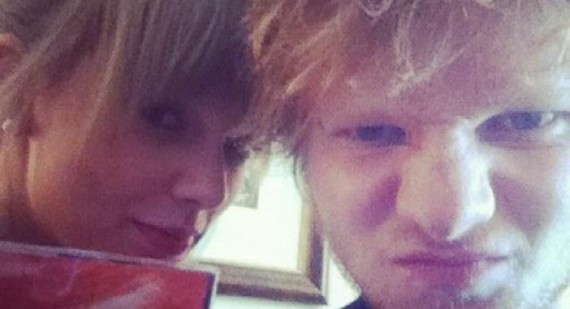 Taylor Swift and Ed Sheeran dating?