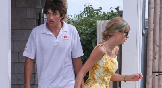 Taylor Swift gets further Conor Kennedy family approval