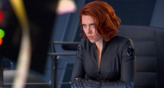 The Avengers' Scarlett Johansson & Other Favourite Female Marvels