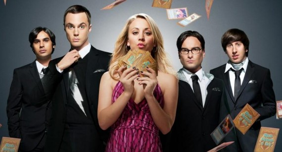 Where did the particles in The Big Bang Theory come from?