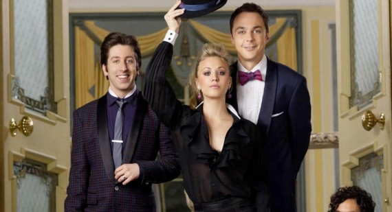 When will The Big Bang Theory Season 3 be released on DVD?