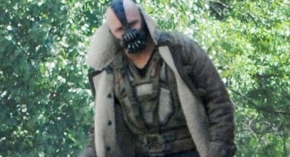 The Dark Knight Rises star Tom Hardy discusses Bane's voice
