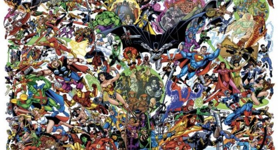 The Marvel vs DC movie debate