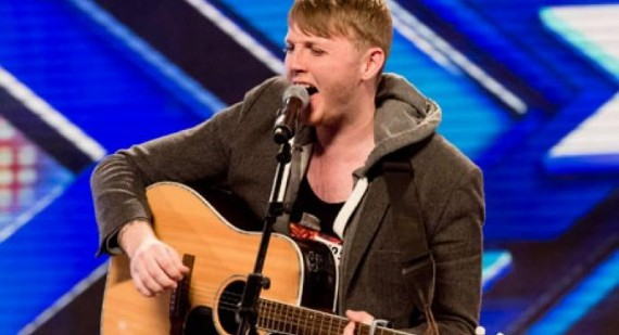 The X Factor's James Arthur after date with Jodie Marsh?