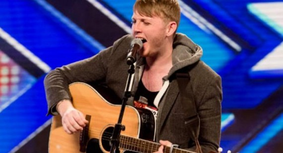 The X Factor's James Arthur is no Harry Styles