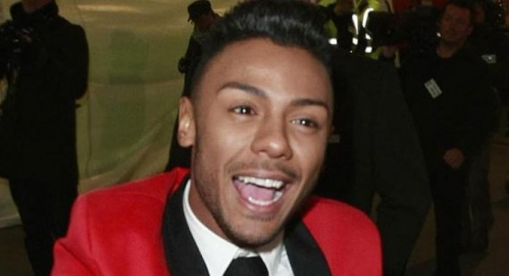The X Factor's Marcus Collins wrote song for Tulisa Contostavlos