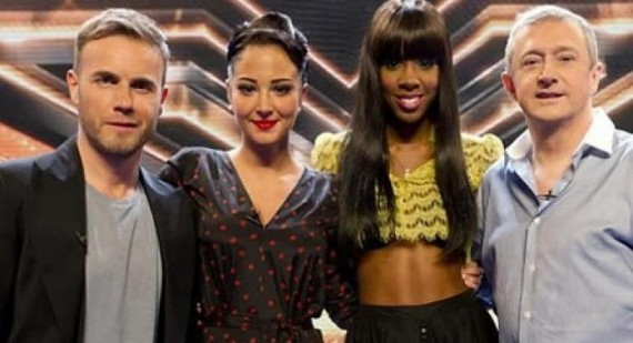 The X Factor twist gets a thumbs up from Bandito