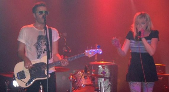 Ting Tings announce UK festival date