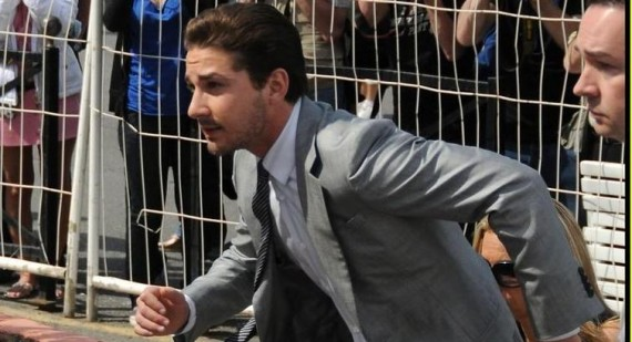 Transformers sacking Megan Fox was blessing says Shia LaBeouf