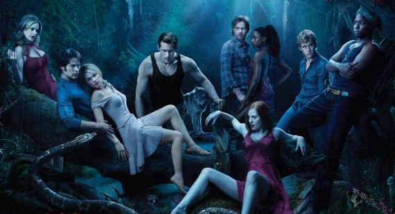Why is none of True Blood's season 3 on iTunes?
