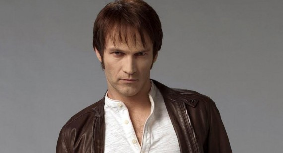 True Blood's Stephen Moyer enjoys funny lines