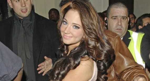 Tulisa Contostavlos Would Like Fifty Shades Of Grey Boyfriend