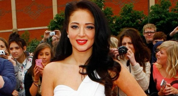 Tulisa Contostavlos discusses that sex tape