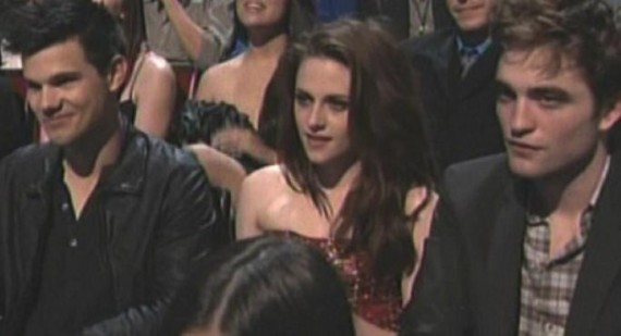 Twilight wins big at MTV Movie Awards