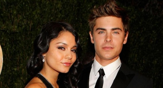 Vanessa Hudgens and Zac Efron hook up reports denied