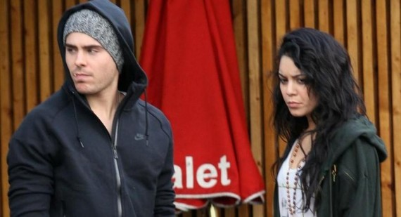 Vanessa Hudgens regretting Zac Efron split?