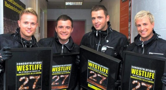 Westlife split after 14 years together