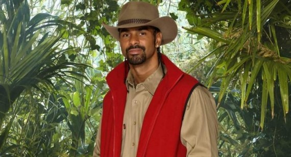 What has David Haye got to gain from I'm A Celebrity ... Get Me Out of Here!?