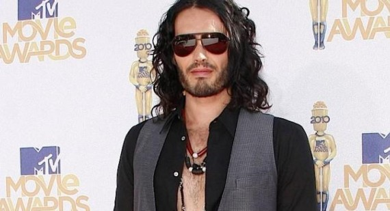 Why Russell Brand would make a great villain in Star Wars Episode 7