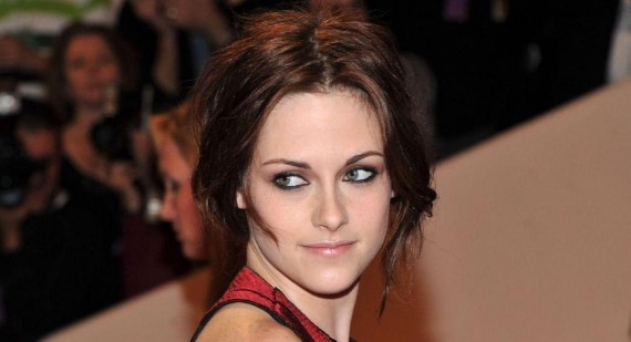 Why is Kristen Stewart a vegeterian?
