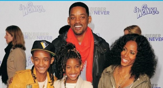 Will Smith, Willow Smith and Jaden Smith to collaborate on track together?