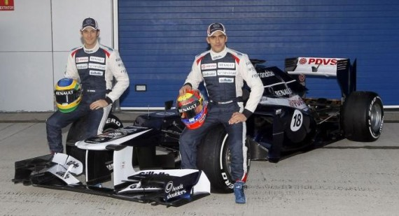 Williams sign female Formula 1 test driver
