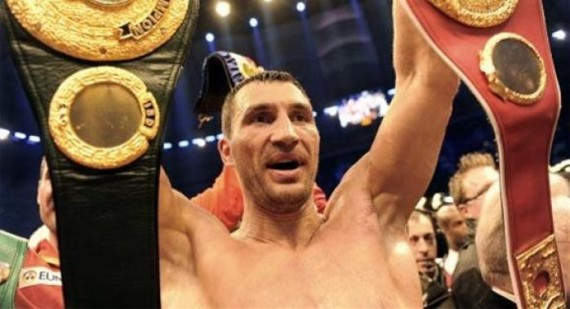 Wladimir Klitschko continuing to fight bums