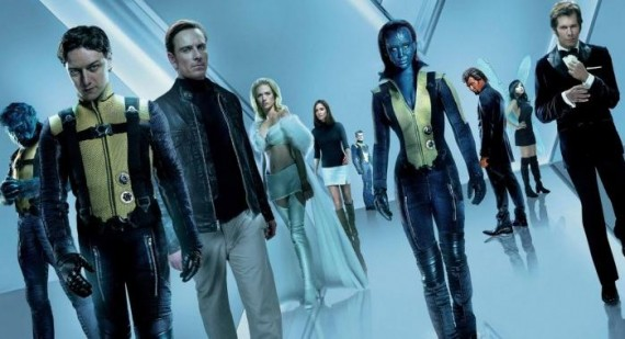 X-Men: First Class tops UK box office