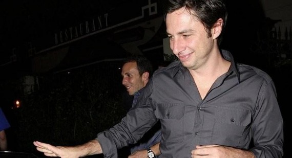 Why is Zach Braff leaving Scrubs?
