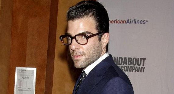 Zachary Quinto did not tell anybody that he was coming out as gay