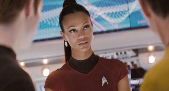 Zoe Saldana overwhelmed by Avatar
