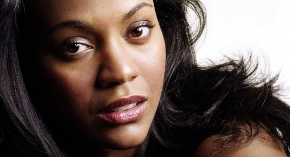 Zoe Saldana talks Star Trek sequel