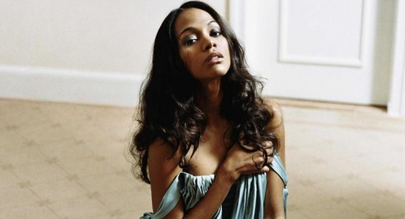 Zoe Saldana talks fitness regime