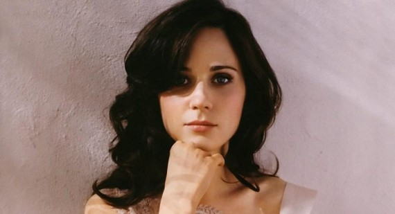 Zooey Deschanel was bullied at school