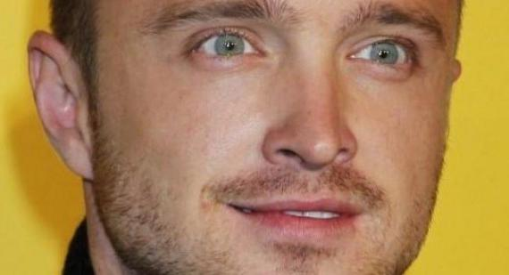 Aaron Paul: 'Breaking Bad was the best pilot I ever read'