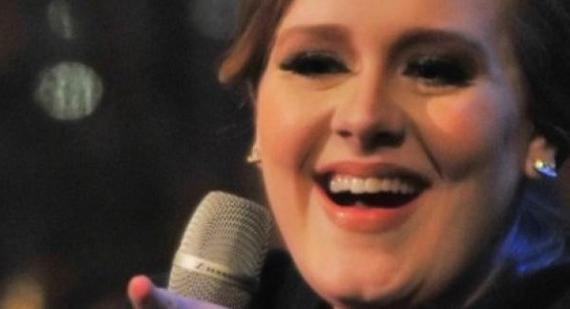 Adele shoots down rumors about her 'secret' wedding