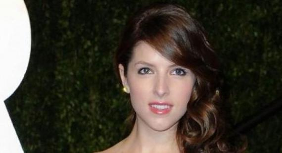 Anna Kendrick used to have a crush on a guy in a capella group